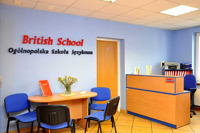 Szkoła Językowa Britisch School Opole