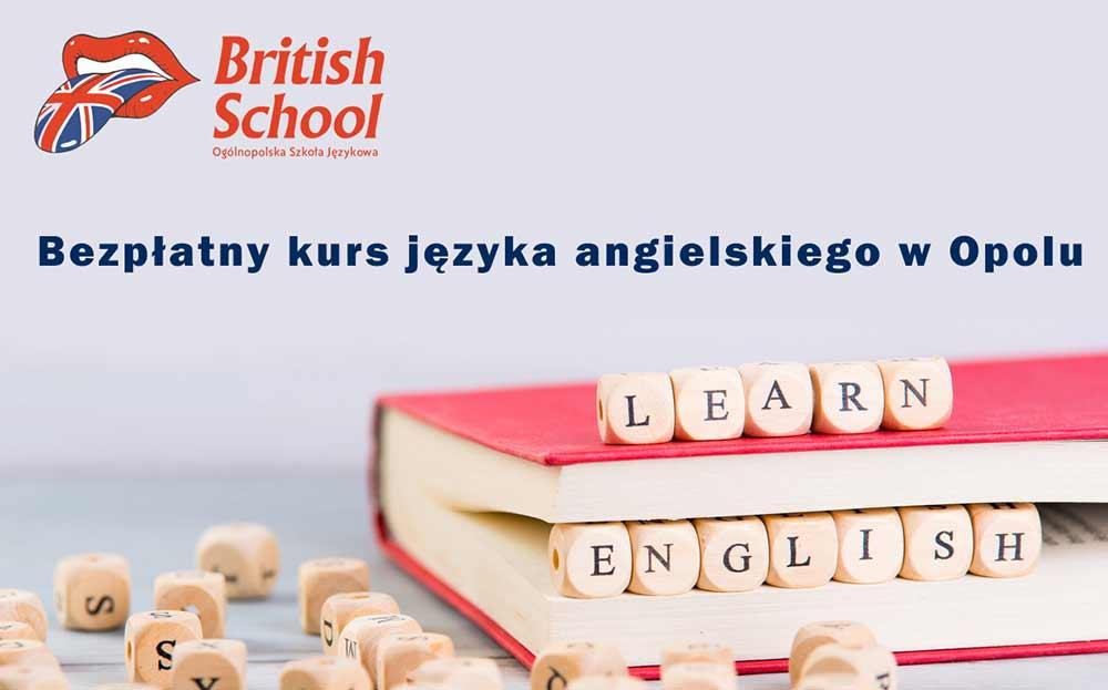 bezpłatny kurs języka angielskieggo